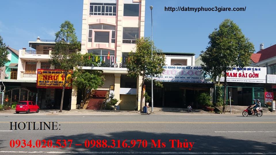 Văn phòng công chứng Bình Dương