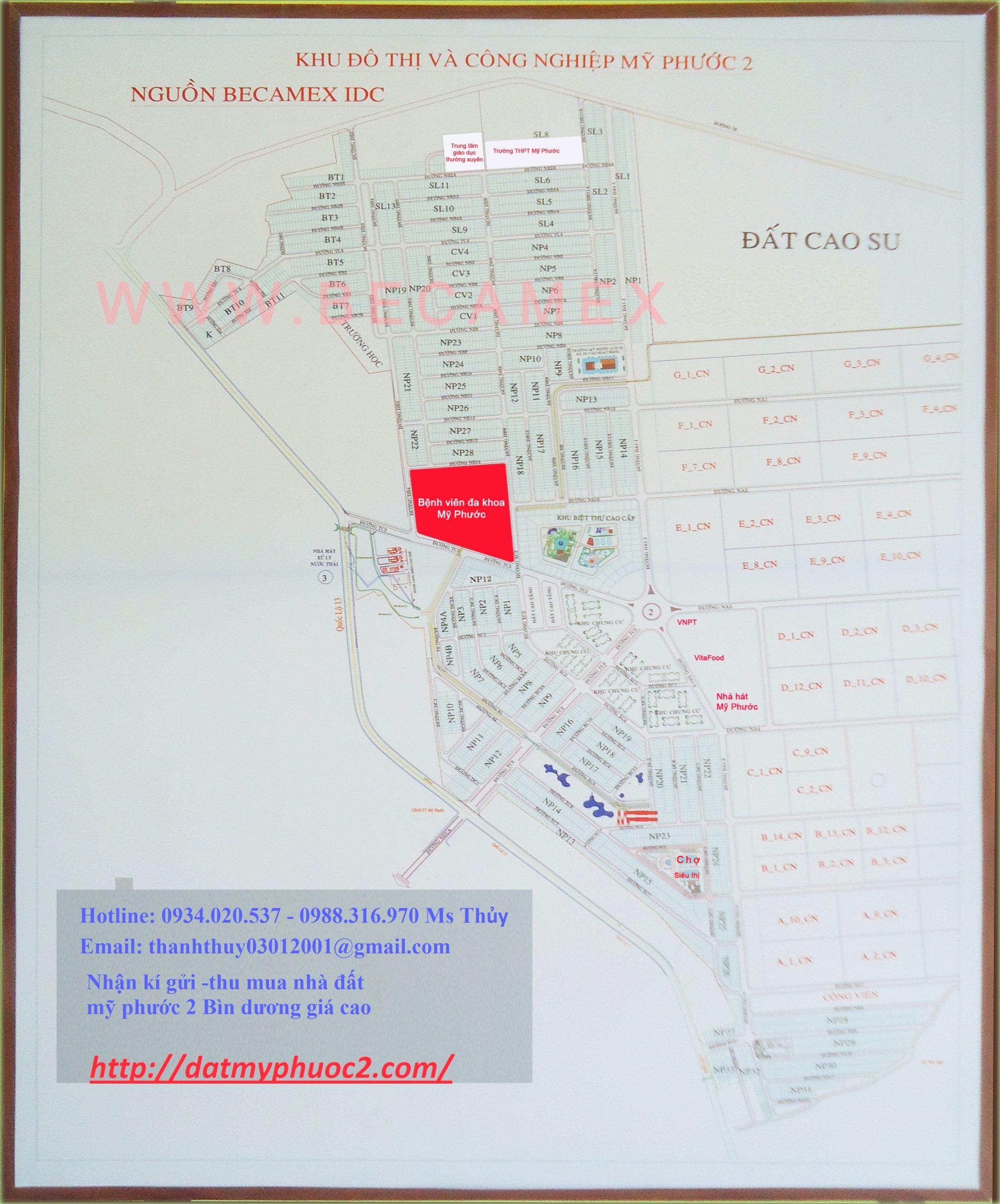 Bản đồ mỹ phước 2 Bình Dương scaled Bản đồ mỹ phước 2 Bình Dương MỚI, chi tiết , rõ ràng !